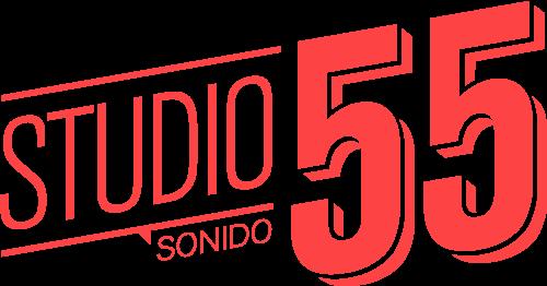 studio55sonido.com